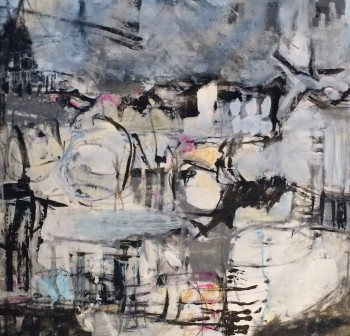 STRUCTURE_22x25_on_canvas